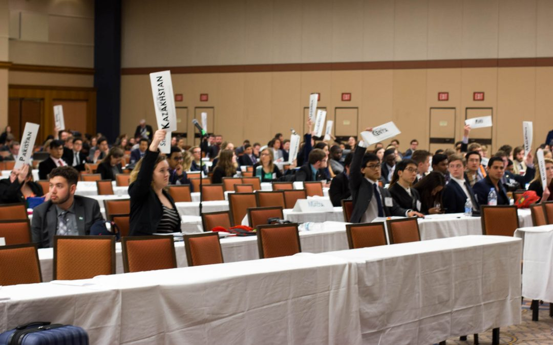 The Most Common International Treaties at Model UN