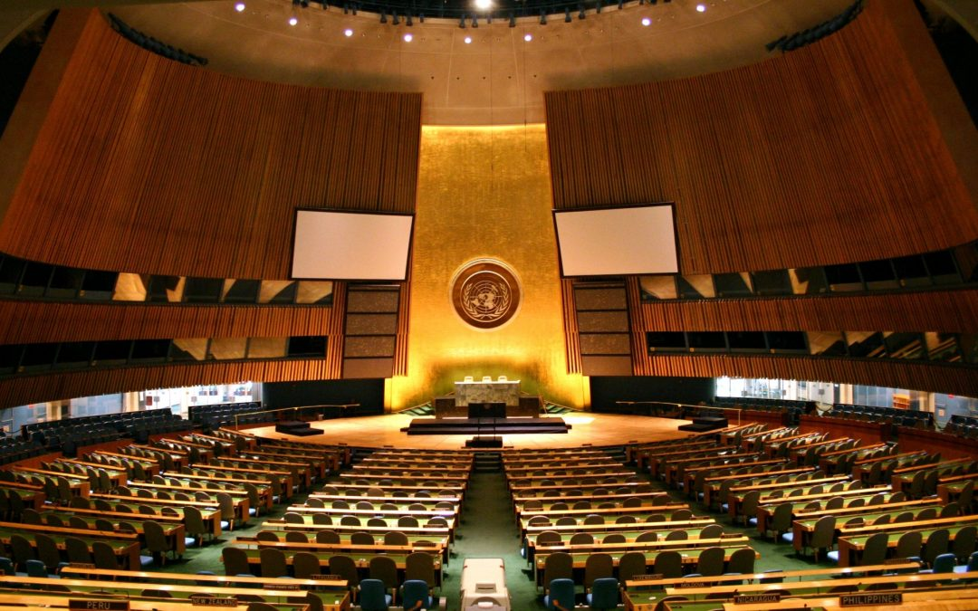 United Nations 101: The Six Primary Organs of the UN