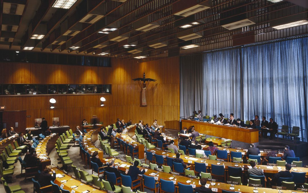 Simulation Philosophy: Keeping Pace with an Evolving United Nations