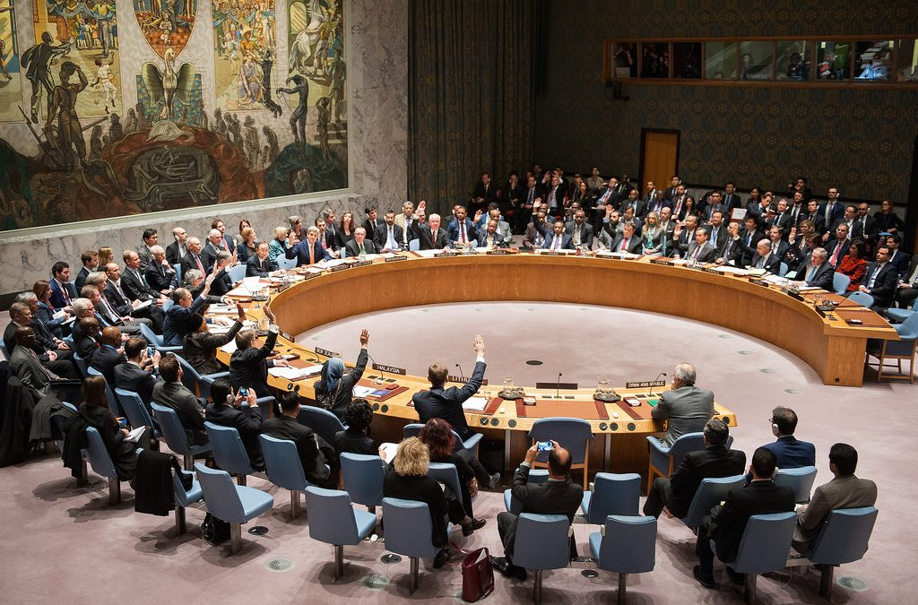 Understanding the Security Council Veto