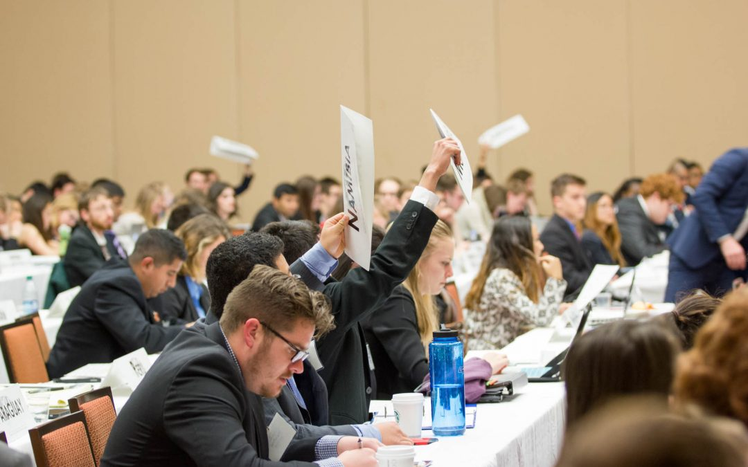A Commitment to Realism and Education: Understanding AMUN's approach to Model UN