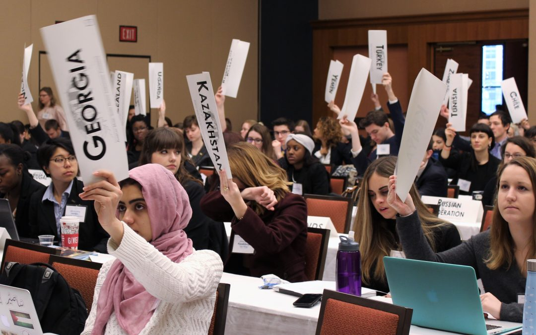 #AMUN2017: The Year in Review