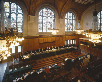 International Court of Justice Opinions on Legal Consequences of the Separation of the Chagos Archipelago from Mauritius in 1965