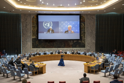 CRISIS ALERTS: Updates from the Security Council and Historical Security Councils of 1967 & 1990.