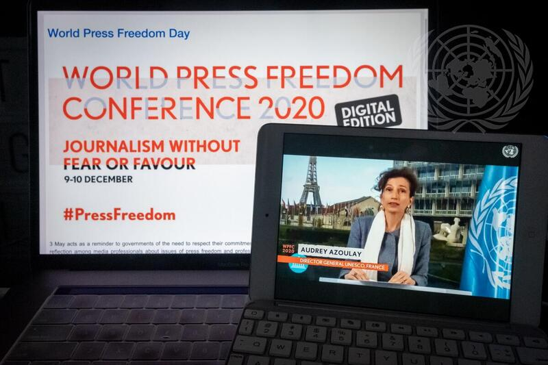 World Press Freedom Day and the Importance of Journalism in a Global Society